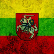Lithuanian Flag and Crest