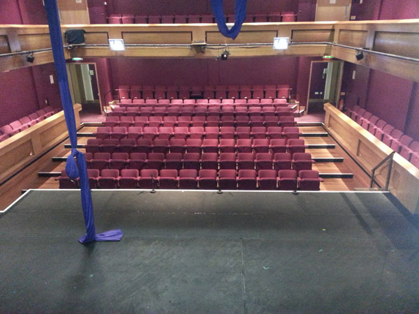 Theatre Stage and Seating