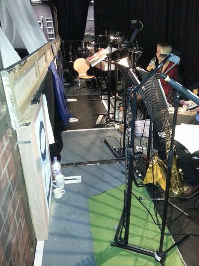 La Cage Aux Folles Orchestra Area