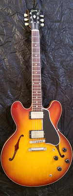 Hollowbody Electric Guitar Gibson ES355