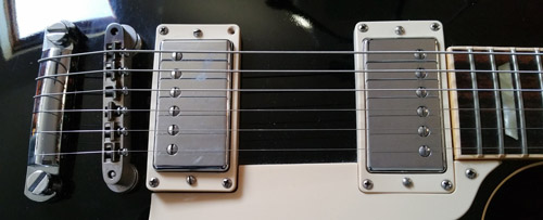 Les Paul Humbucker Pickups