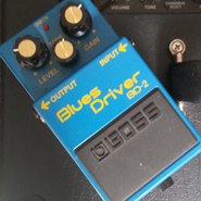 Overdrive / Distortion Pedals for Beginnners #1 – Crunch: Boss BD-2 Blues Driver