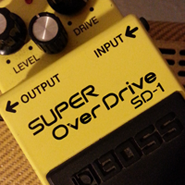 Overdrive / Distortion Pedals for Beginnners #2 – Overdrive: Boss SD-1 Super Overdrive
